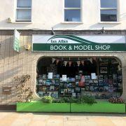 Ian Allan transport bookshop closing down sale