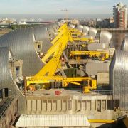 Thames Barrier full day closure