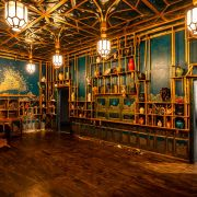 Filthy Lucre: Whistler's Peacock Room Reimagined
