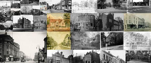 A Glimpse into Hackney Archives' photos of Stoke Newington
