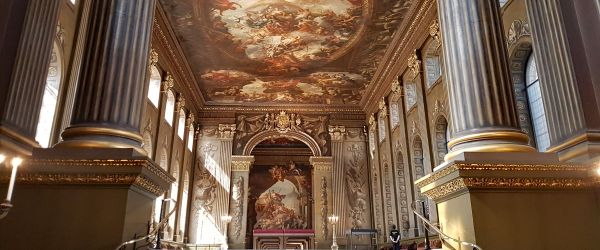 Monthly cheap entry to the Painted Hall