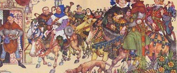 Geoffrey Chaucer - Life & Times