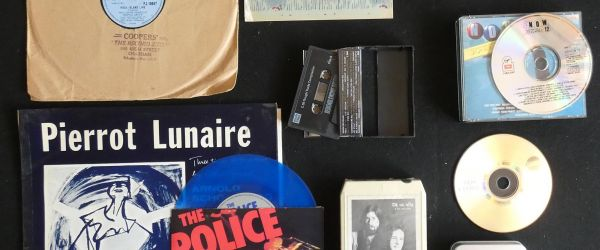 Caring for your LPs and CDs at Home
