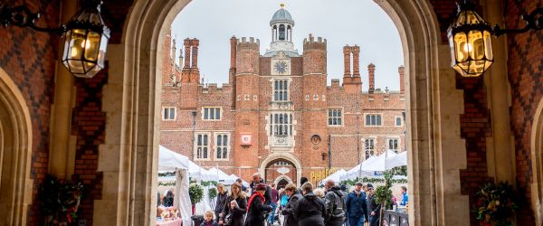 Festive Fayre at Hampton Court Palace