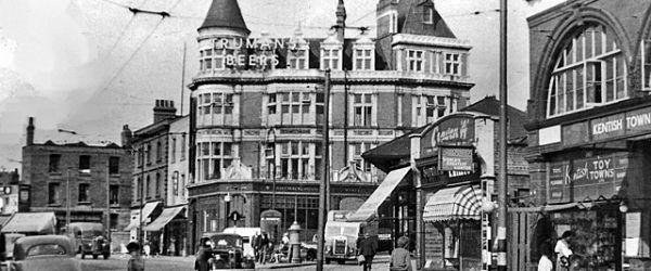 History of Kentish Town