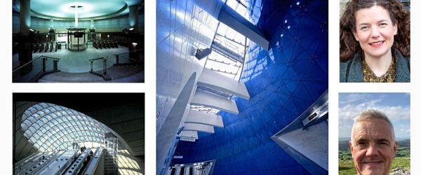 A modern architectural sensation: The Jubilee Line Extension stations