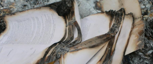 Burning the Books: Richard Ovenden and Edmund de Waal in conversation
