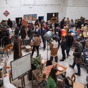 Hackney Flea-mas Market