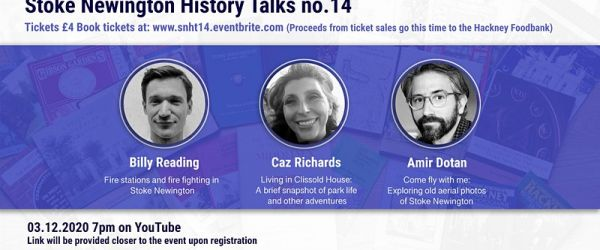 Stoke Newington History Talks