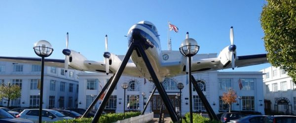 Monthly open day at Croydon Airport