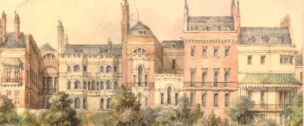 The London Town House of Mary, Duchess of Norfolk