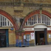 Virtual Tour - Passengers No More: lost and forgotten railways of London