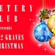 12 Graves of Christmas: Cemetery Club Tours