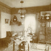 Post mortems in private houses in the 19th and 20th centuries