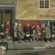 Wartime London: Art of the Blitz