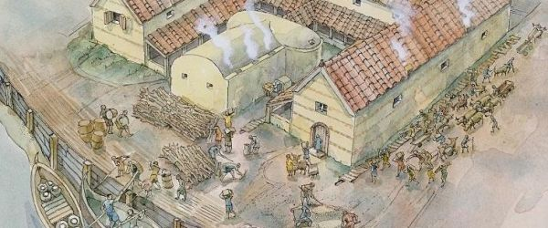 Billingsgate Roman House and Baths – A 2nd-5th Century House