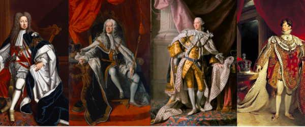 Happy Families? The domestic discord of the Hanoverians