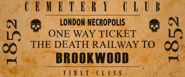 A Trip to the London Necropolis - A Virtual Tour of Brookwood Cemetery