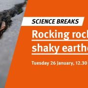 Science Breaks: Rocking rocks and shaky earthquakes