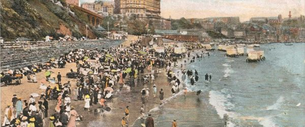 Wish You Were Here: 151 Years of the British Postcard