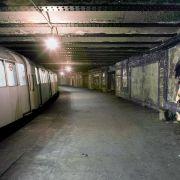 In The Dark: Underground London