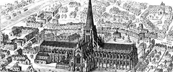 The Medieval Precinct of St Paul's Cathedral