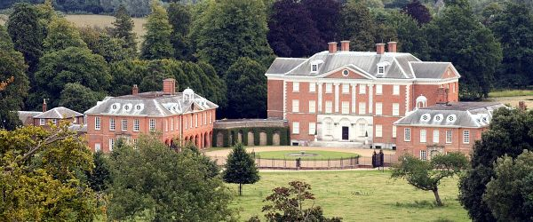 Annual open day at Chevening House