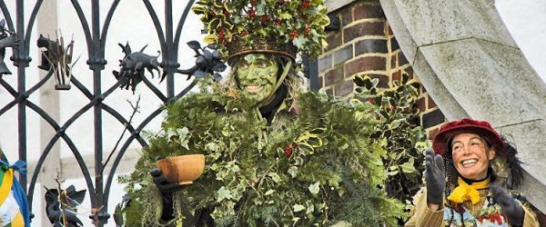 Folklore of London with Antony Clayton