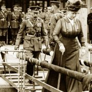 George V and the Great War