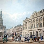 St Mary-le-Strand: A Roman Baroque Church on the Threshold of the City of London?