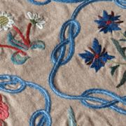 A Remarkable Woman; The Arts and Crafts Embroidery Designs of May Morris