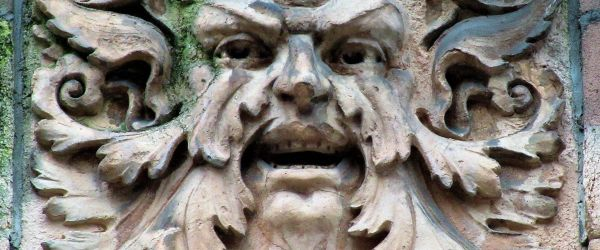 The Green Man: The Carving & The Debate