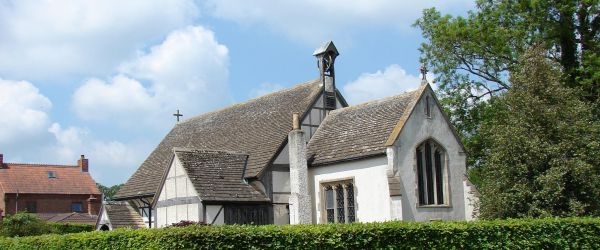 Is it or isn't it? A field guide to Arts & Crafts Churches