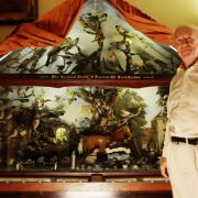 The History of Taxidermy by Dr. Pat Morris, Live on Zoom