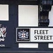 Fleet Street : Written in Stone