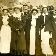 Exploring Nursing and Suffragette HERstories: A Virtual Tour