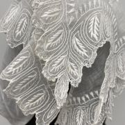 Whitework & Lace: A Shining and Affirmative Thing