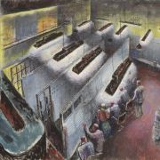 Wartime Paintings in London