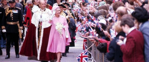 The City of London's relationship with the Monarch and Royal Family