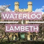 Waterloo & Lambeth -  Look Up London Virtual Walking Tour