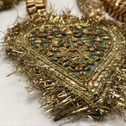 All That Glisters: The Historical Appeal of Metal Thread Embroidery