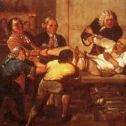 Victorian Surgery Demonstration