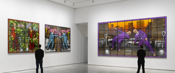 New Normal Pictures by Gilbert & George