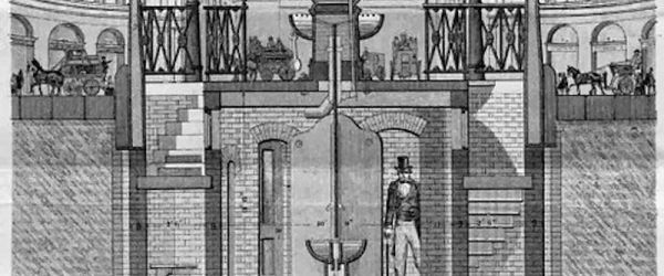 The strange history of London's loos