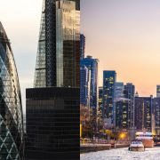 London and Chicago in conversation: tall buildings and the zero-carbon agenda