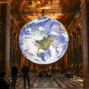 Gaia Returns to the Painted Hall