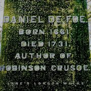 Virtual Tour - The Fortunes and Misfortunes of Daniel Defoe