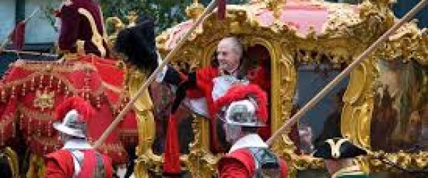 The History of the Lord Mayoralty of London