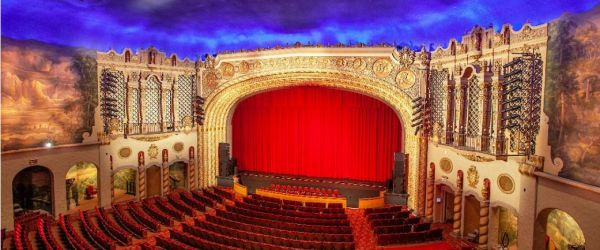 Celebrating Atmospheric Theatres - Gardens of Dreams