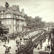 The RSN's Warm Welcome: 150 Years of Royal Visitors